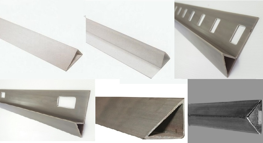 Formwork Corner Fillets or Chamfers