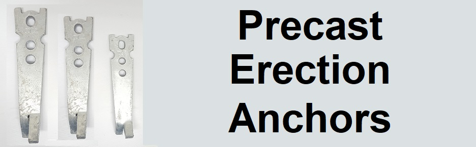 Precast Erection Anchors