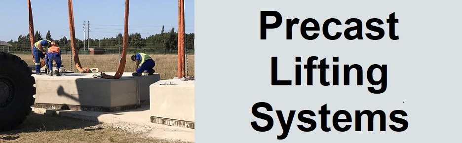 Precast Lifting Systems