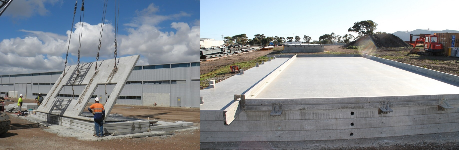 Panelware, Easier, Better and Faster Tiltup Construction